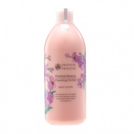 Oriental Beauty Charming Orchid Body Lotion