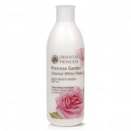 Princess Garden Oriental White Flower Body Moisturiser SPF10