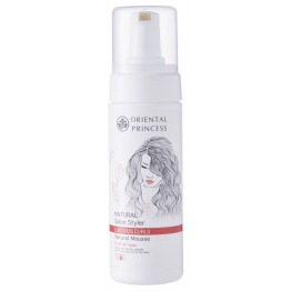 Natural Salon Styler Luscious Curls Natural Mousse