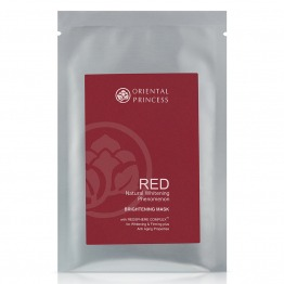 RED Natural Whitening Phenomenon Brightening Mask
