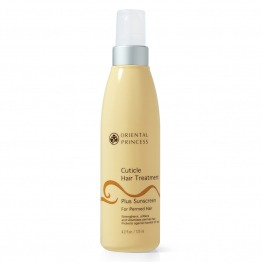 Cuticle Hair Treatment Plus Sunscreen for Permed Hair