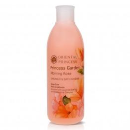Princess Garden Morning Rose Shower & Bath Cream