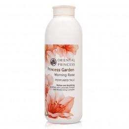 Princess Garden Morning Rose Perfumed Talc