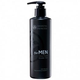 For Men Ultra Fresh Shower Gel