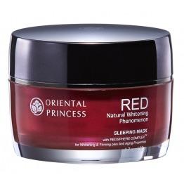 RED Natural Whitening Phenomenon Sleeping Mask