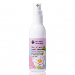 Story of Happiness Oriental White Flower Body Cologne Spray