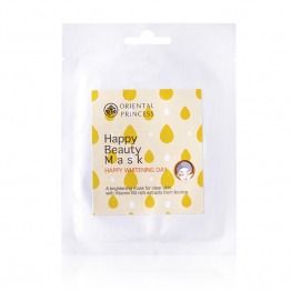 Happy Beauty Mask Happy Whitening Day
