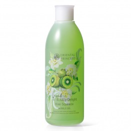 Fresh & Juicy Delight Kiwi Squeeze Bubble Gel