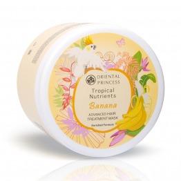 Tropical Nutrients Banana Advanced Hair Treatment Mask Enriched Formula