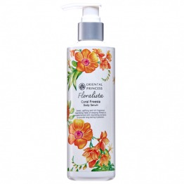 Floralista Coral Freesia Body Serum