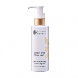 Secret Soft Facial Wash Gentle Hydrating Cleansing Gel