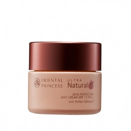 Ultra Natural e+ Skin Perfecting Day Cream SPF 15 PA++