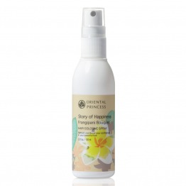 Story of Happiness Frangipani Bouquet Hair Cologne Spray