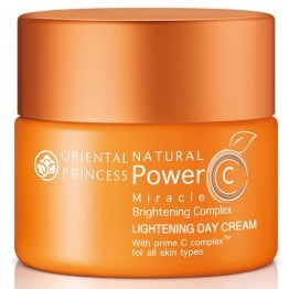 Natural Power C Miracle Brightening Complex Lightening Day Cream