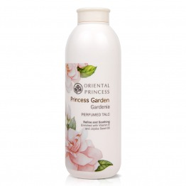 Princess Garden Gardenia Perfumed Talc