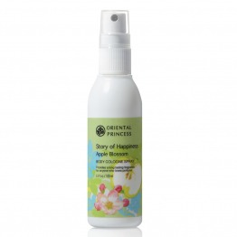 Story of Happiness Apple Blossom Body Cologne Spray