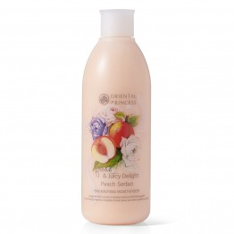 Fresh & Juicy Delight Peach Sorbet Shimmering Moisturiser