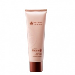 Ultra Natural e+ Purifying Facial Foam
