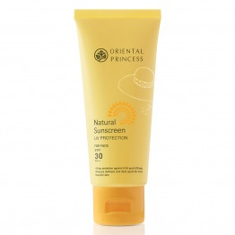 Natural Sunscreen UV Protection For Face SPF30 PA++
