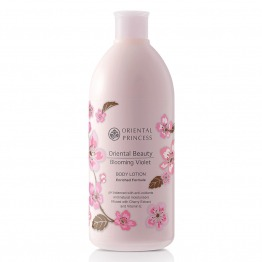 Oriental Beauty Blooming Violet Body Lotion