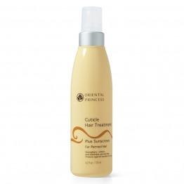 Cuticle Hair Treatment Plus Sunscreen for Permed Hair