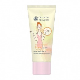 Intense Hydration Hand Care Anti Aging & Softening Hand Cream SPF 15