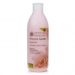Princess Garden Gardenia Shower & Bath Cream
