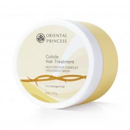 Cuticle Hair Treatment Restorative Complex Treatment Mask