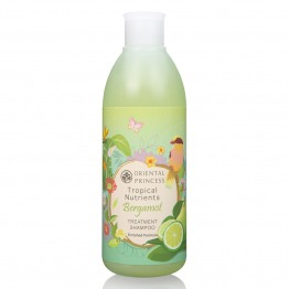 Tropical Nutrients Bergamot Treatment Shampoo Enriched Formula