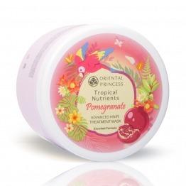 Tropical Nutrients Pomegranate Advanced Hair Treatment Mask Enriched Formula