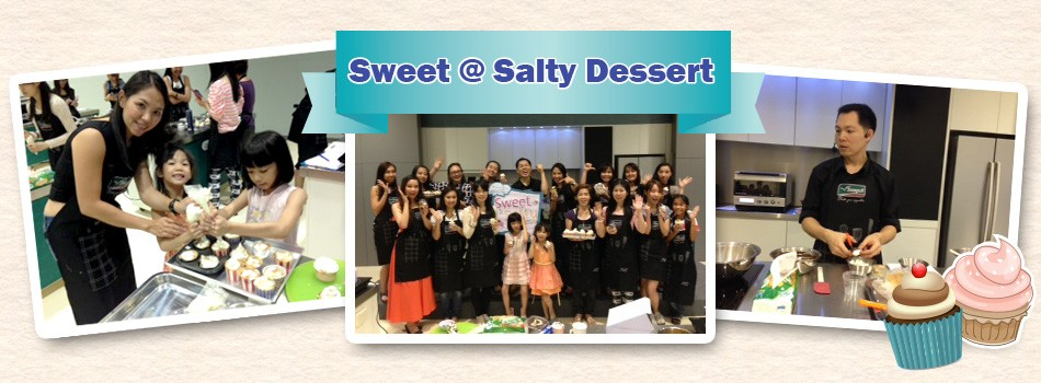 Sweet @ Salty Dessert