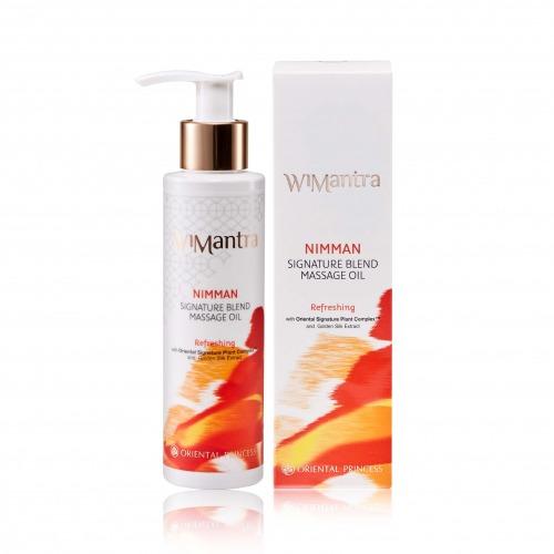 Wimantra Nimman Signature Blend Massage Oil