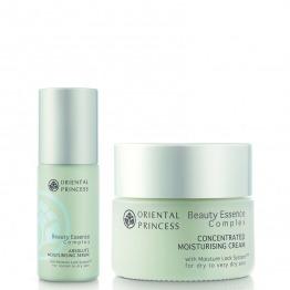 Beauty Essence Complex Absolute Moisturising Serum & Beauty Essence Complex Concentrated Moisturising Cream