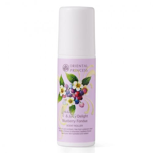 Fresh & Juicy Delight Blueberry Fondue Scent Roller