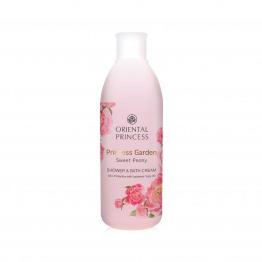 Princess Garden Sweet Peony Shower & Bath Cream