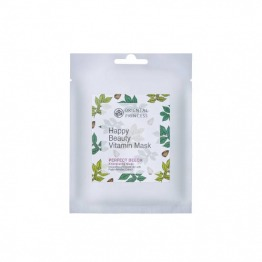 Happy Beauty Vitamin Mask Perfect Beech Energising Mask