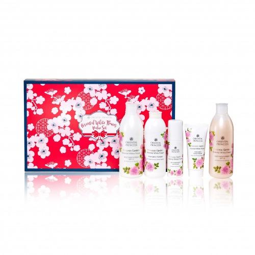 Oriental Princess Oriental White Flower Value Set 2020