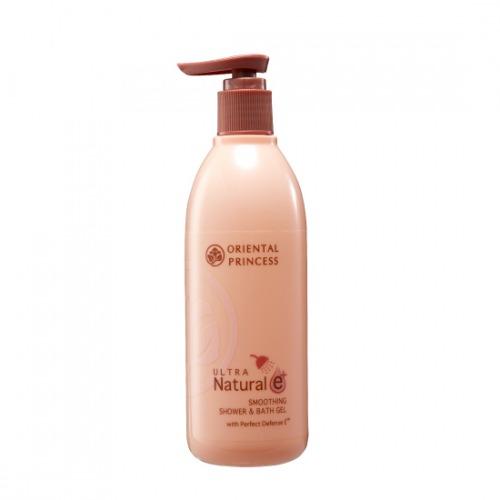 Ultra Natural e+ Smoothing Shower & Bath Gel