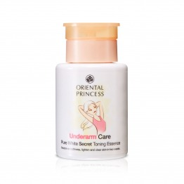 Underarm Care Pure White Secret Toning Essence