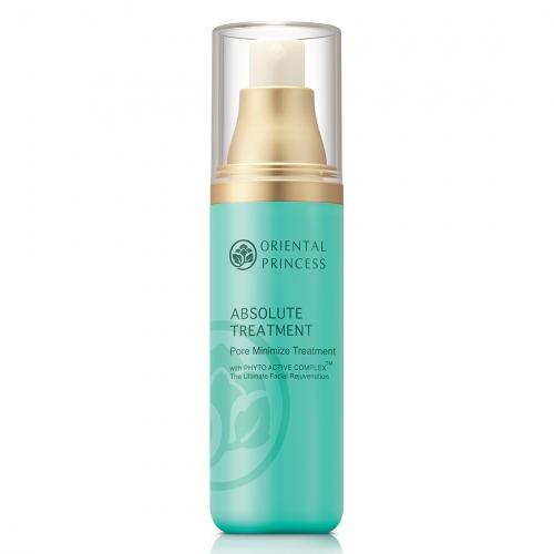 Absolute Treatment Pore Minimize Treatment