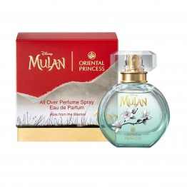Oriental Princess Mulan All Over Perfume Spray Eau de Parfum Kiss from the Warrior