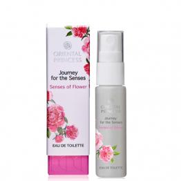Journey for the Senses Sense of Flower Eau De Toilette 9 ml.