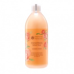 Oriental Beauty Velvet Rose Shower Cream