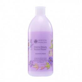 Oriental Beauty Passion Flower Shower Cream