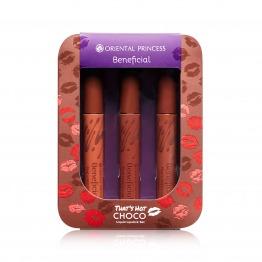 Beneficial That's Hot Choco Liquid Lipstick Set