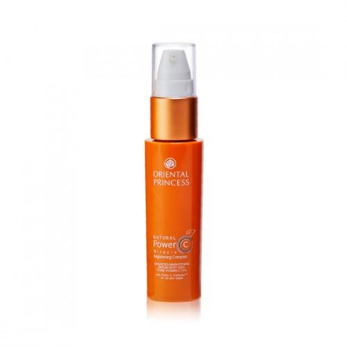 Natural Power C Miracle Brightening Complex Advanced Brightening Serum with 100% Pure Vitamin C 10% 10 ml.