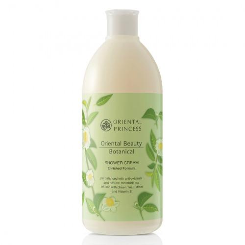 Oriental Beauty Botanical Shower Cream