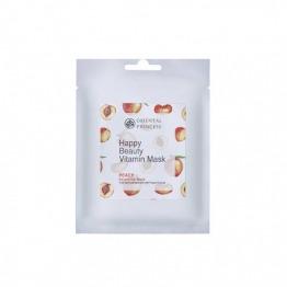 Happy Beauty Vitamin Mask Peach Balancing Mask