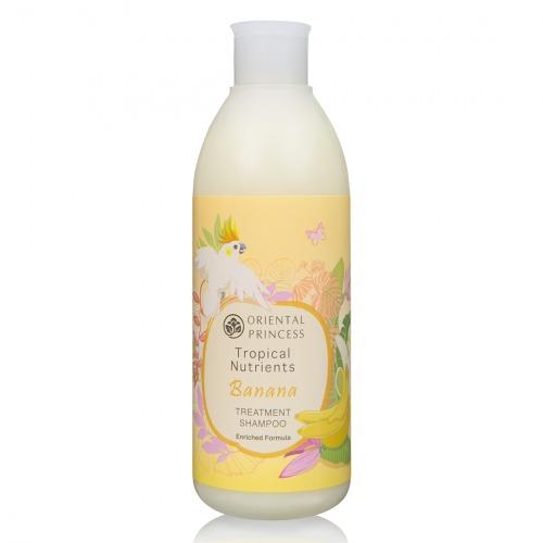 Tropical Nutrients Banana Treatment Shampoo Enriched Formula