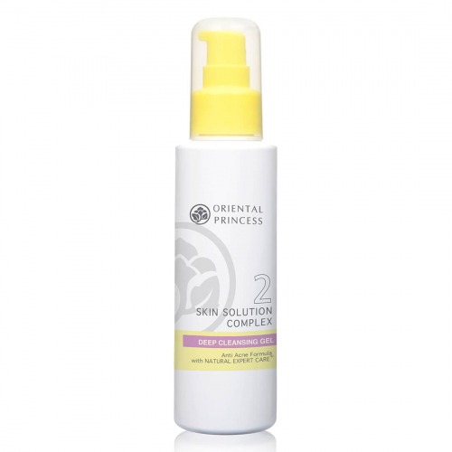 Skin Solution Complex Anti Acne Deep Cleansing Gel